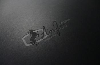 Logo Gallery - AnJu Landgoed Logo Design