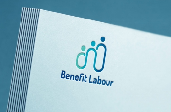 Benefit Labour Logo Design