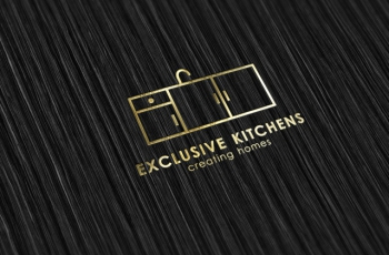Logo Gallery - Exclusive Kitchens Logo Design