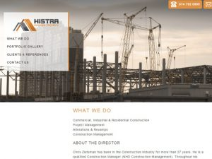 Website Designers Gallery - Histra Website Design