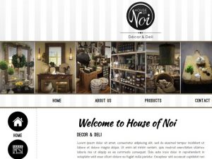 Website Designers Gallery - House of Noi Website Design