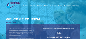 Website Gallery - IEFSa Website Design