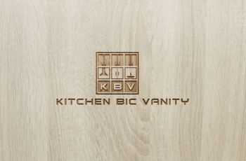 Logo Gallery - Kitchen Bic Vanity Logo Design