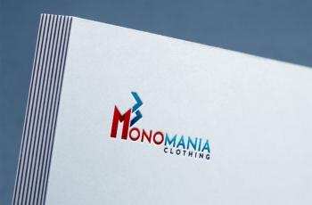 Logo Designers Gallery - Monomania Logo Design