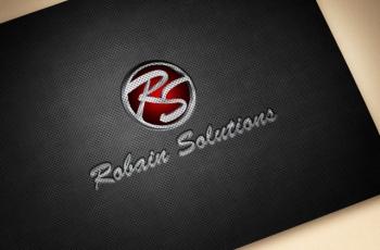Logo Gallery - Robain Solutions Logo Design