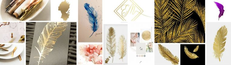 Charnene Photography Logo Design Mood Board