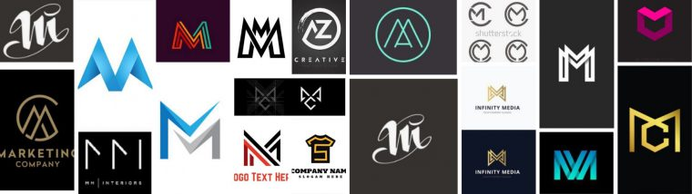 Monomania Clothing Logo Design Mood board