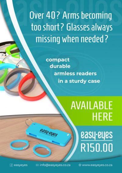 Easy Eyes Poster Design