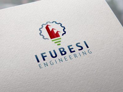 Ifubesi LogoDesign Mockup