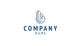 Brand Box 4 Logo Design Monochrome