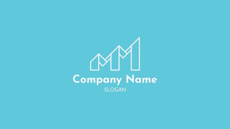 Brand Box 6 Logo Design Monochrome Invetred