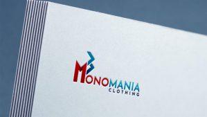 Monomania Brand Identity Design - Mockup