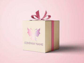 Brand Box 5 Mockup