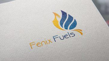 Logo Gallery - Fenix Fuels Logo Design