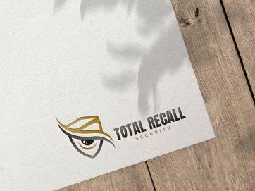 Logo Designers Gallery - Total Recall Logo Design