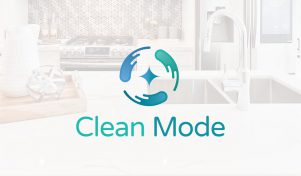 Clean Mode Business Card Design Front