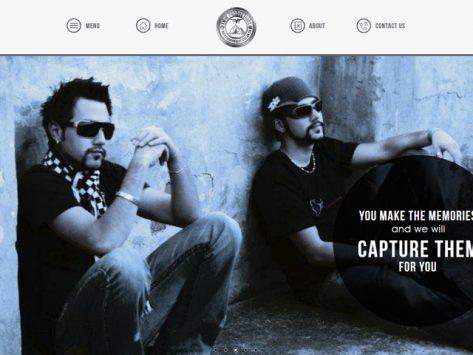 Website Gallery - Twin Productions Website Design