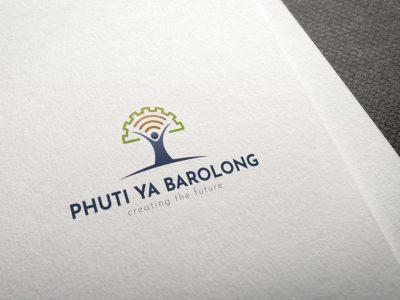 PYB Logo Design Mockup